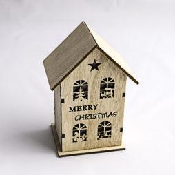 Casita Navideña,detalle de navidad, regalo de navidad