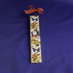 Chocolatinas Navideñas, detalles de navidad, regalos de navidad