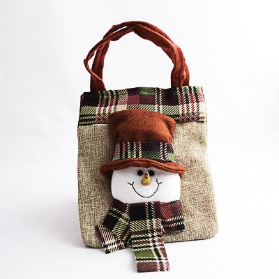 mini bolsita de navidad, detalle de navidad, regalos de navidad