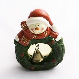 Portavelas navideños - detalle de navidad - regalo de navidad