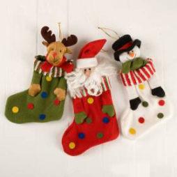Calcetines navideños Modelo 1,detalles de navidad, regalos de navidad