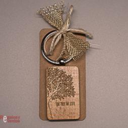 detalle para bodas - Llavero en madera con olivo grabado_16_1401