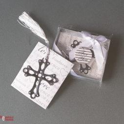 marcapaginas crucifijo comunion